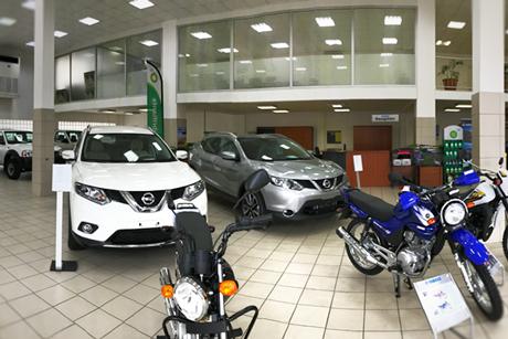 Sporafric Motors style=