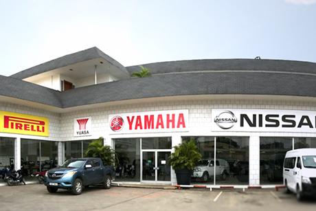Notre département Motors