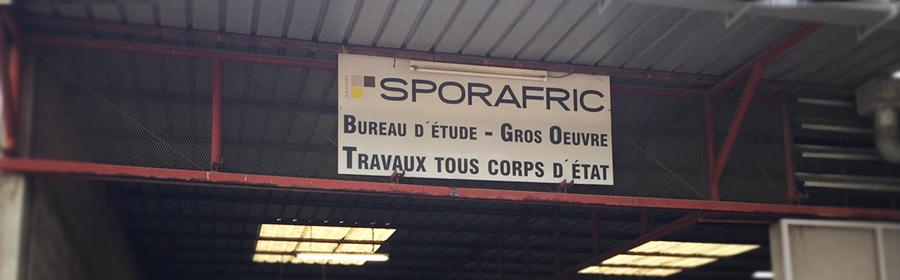 Sporafric Travaux et services à Pointe-Noire